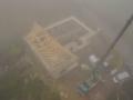 18 crane in fog C 021115-1